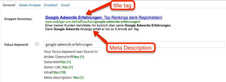 Wie Google entscheidet wer nach oben kommt