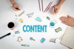 Erstellen Sie mit uns Ihre Content Marketing Strategie!